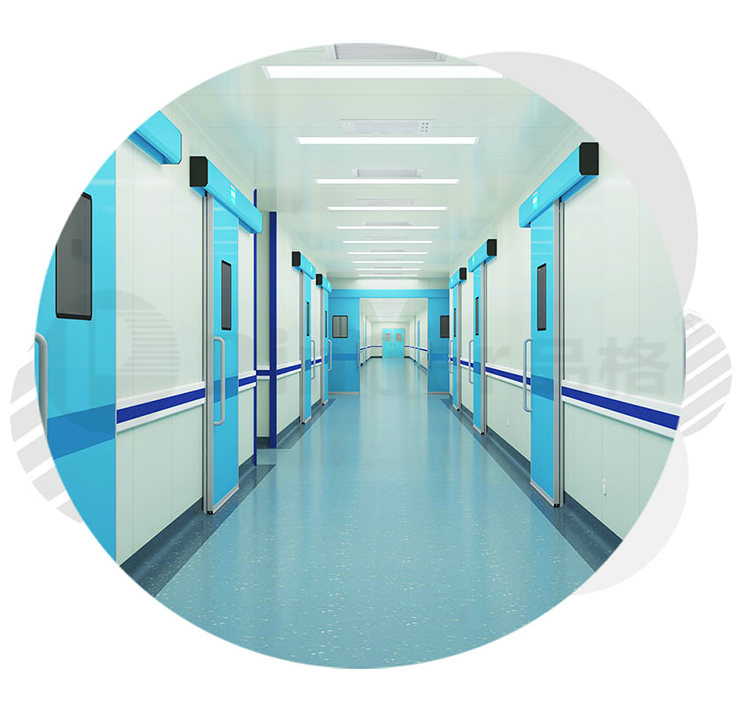 152MM Hospitals Corridor Wall Protection